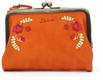 Dakota (ダコタ) - GALLERIA ダコタ Dakota 財布 がま口 リカモ 二つ折り 小銭入れあり がま口財布 レザー 0036080