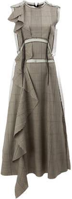 Maison Margiela décortique ruffle dress