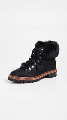 Kate Spade Rosalie Combat Boots
