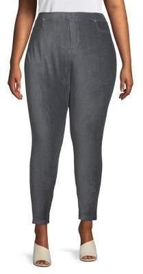 Calvin Klein Plus Classic Corduroy Leggings