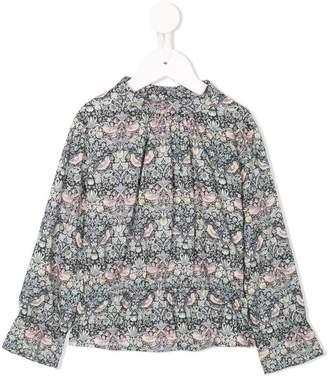 Bonpoint June Liberty-print blouse