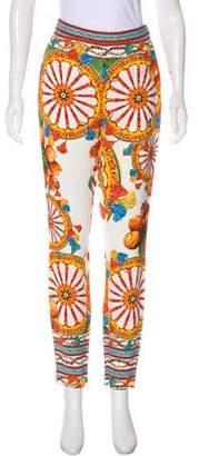 Dolce & Gabbana 2016 Sicilian Folklore Print Pants