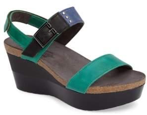 Naot Footwear Alpha Platform Wedge Sandal Sandal
