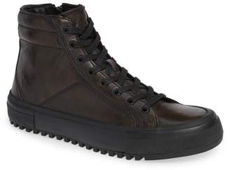 Frye Varick High Top Leather Sneaker