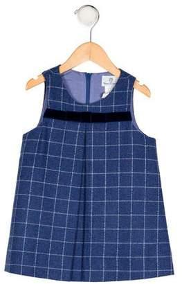 Florence Eiseman Girls' Wool-Blend Dress
