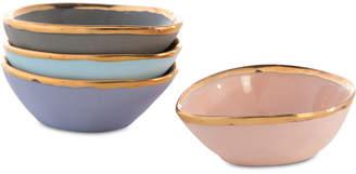 Shiraleah Ria Condiment Bowls, Set of 4