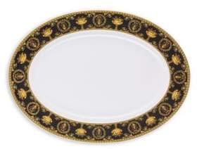 Nero Porcelain Platter