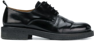 Ami Paris Derbies With Crepe Sole
