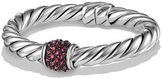 David Yurman Cable Berries Hinge Bracelet