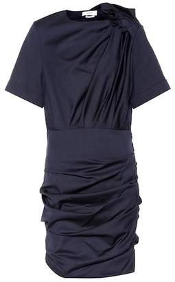 Etoile Isabel Marant Isabel Marant, Étoile Oria checked wool dress
