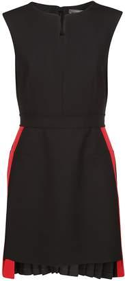 Alexander McQueen Fitted Mini Dress
