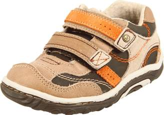 Stride Rite SRT Will Taupe/Paprika Shoe 4.5/ 5/ 5.