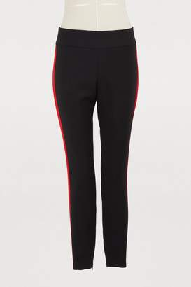Alexander McQueen Stretch wool trousers