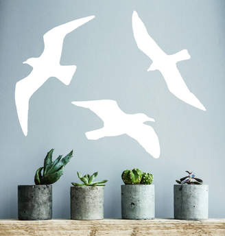 Oakdene Designs Seagull Vinyl Wall Sticker