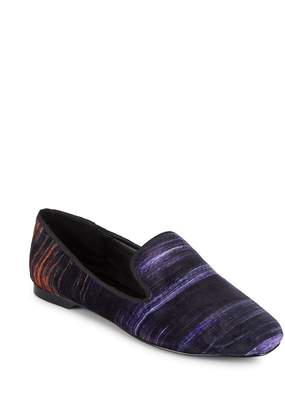 BCBGeneration Women's Justine Striped Loafers
