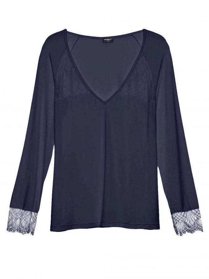 CosabellaCheyenne Long Sleeve Pajama Top