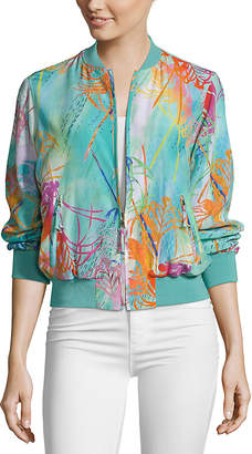 Robert Graham Meredith Woven Silk Jacket