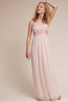 Anthropologie Baldwin Wedding Guest Dress