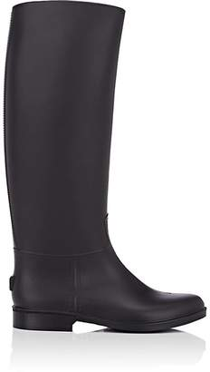 Barneys New York Women's PVC Riding Rain Boots