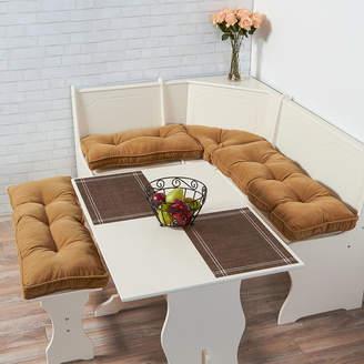 Asstd National Brand Greendale Home Fashions 4-pc. Cherokee Nook Cushion Set