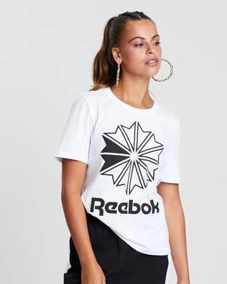 Reebok Classics Big Logo Tee