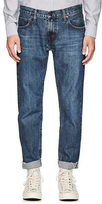 J Brand Men's Eli Selvedge Tapered Jeans