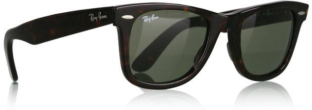 Ray-Ban Tortoise Shell Wayfarer Sunglasses