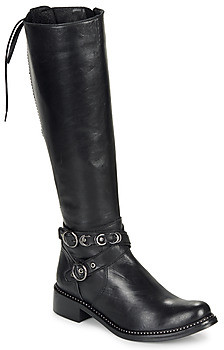 Regard ROACO V1 MAIA women's High Boots in Black