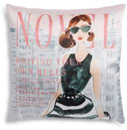 Writing Your Own Rules Decorative Square Pillow