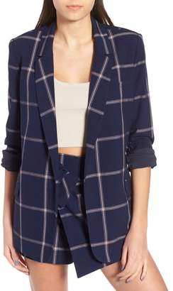 Leith Woven Relaxed Fit Blazer