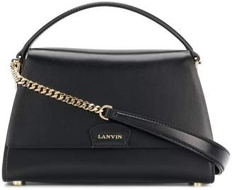 Lanvin mini trapeze crossbody bag