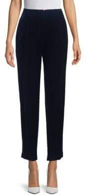 Lafayette 148 New York Rivington Velvet Ankle Pants