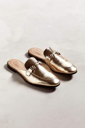 Urban Outfitters Lawrence Metallic Mule