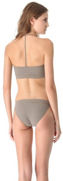 Alexander Wang Bandeau with Removable Straps