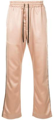 Cmmn Swdn classic drawstring trousers