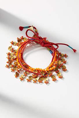 Anthropologie Islander Wrap Bracelet