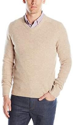 Original Penguin Men's Lambswool V-Neck Sweater