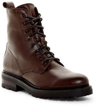 Frye Julie Combat Boot