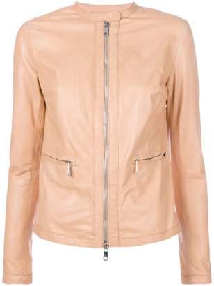 Giorgio Brato collarless jacket