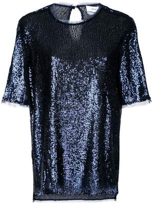 Prabal Gurung Thomson sequined blouse