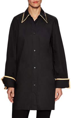 Celine Trimmed Shirt