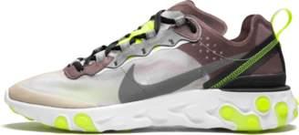 Nike React Element 87 'Desert Sand' - Desert Sand Cool Grey Smoke Ma