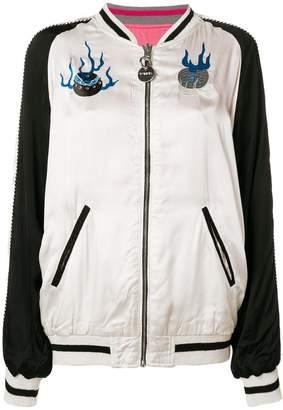 Diesel G-FRANK-A bomber jacket