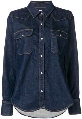 Calvin Klein Jeans Western lean shirt
