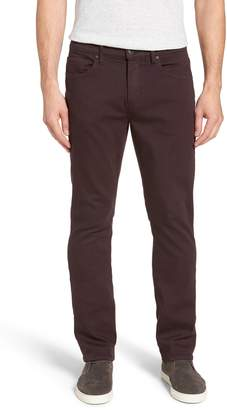 Paige Transcend - Federal Slim Straight Fit Jeans