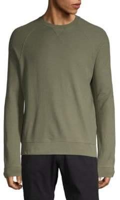 ATM Anthony Thomas Melillo Classic Cotton Sweatshirt