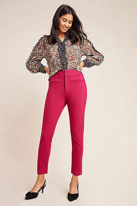 Anthropologie Addison Ultra High-Rise Knit Skinny Pants