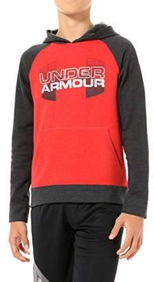Under Armour (アンダー アーマー) - (アンダーアーマー) UNDER ARMOUR UAトライブレンドフーディー BTR2715 RSR リスクレッド YXL