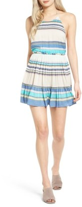 Women's Wildfox Hanalei T-Back Minidress