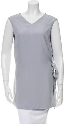 ADAM by Adam Lippes Crepe Sleeveless Blouse w/ Tags